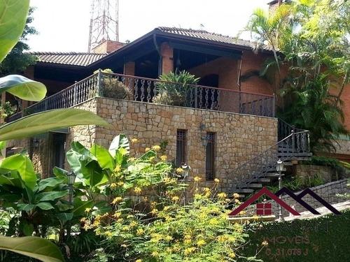Mansão No Condominio Residencial Morro Santa Therezinha - 4 Dorm - 3292