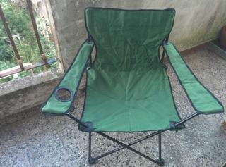 Silla Plegable Director Camping Outdoor Reposera Playa