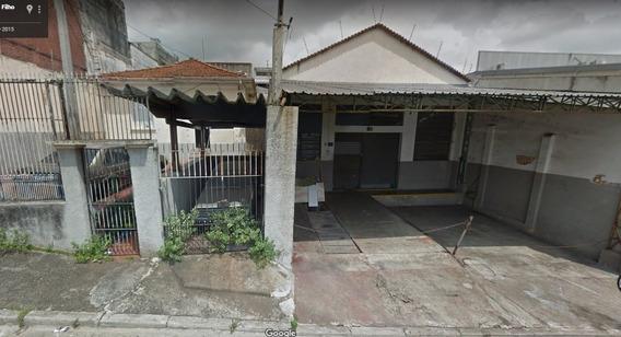 539 - Galpão Com Vão Livre, 5 Salas, Cozinha. - Casa Verde.