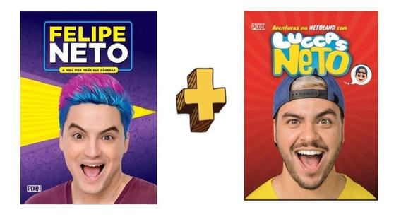 Luccas Neto E Felipe Neto - Kit Irmãos