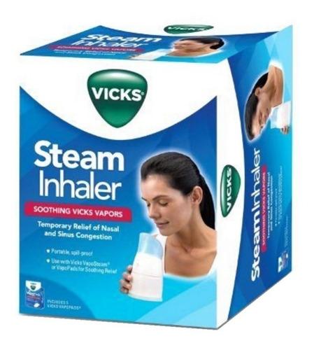 Vapor Ozono Vicks Humidificador Vaporizador Personal Nasal
