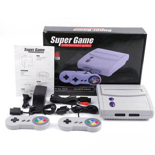 Consola Super Game 64 Juegos Super Nintendo Reto 16 Bit