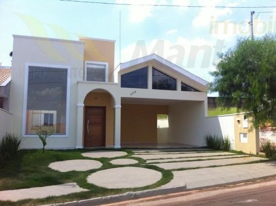 Casa Para Aluguel, 3 Dormitórios, Vila Monte Verde - Tatuí - 1458