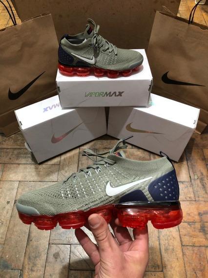 Tênis Nike Air Gel Bolha Vapor Max 2 Unissex Em Promoção