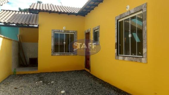 Casa 1 Quarto À Venda, Unamar, Cabo Frio. - Ca0831
