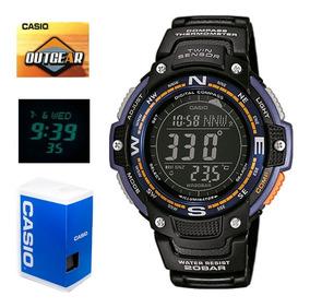Reloj Casio Hombre Vintage Sgw100-2b Envio Gratis |watchito