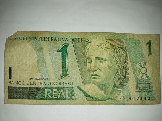 Nota De 1$
