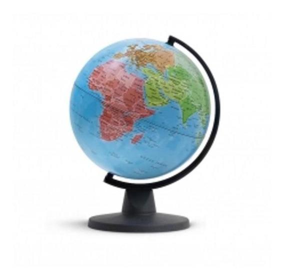 Globo Terrestre Mini Continenti 16cm Geo Politico 7272 Tecno