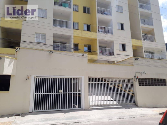 Apartamento Com 2 Dormitórios À Venda, 65 M² Por R$ 350.000,00 - Sumaré - Caraguatatuba/sp - Ap0537