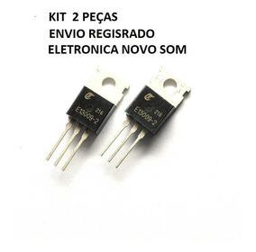2 Pç Mje13009 E13009 E13009-2 1300 Fonte Original To 220