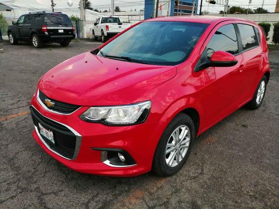 Chevrolet Sonic 2017 5p Lt L4/1.6 Man