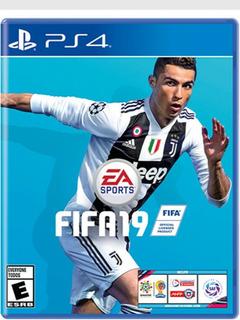Juego Play Station 4 Fifa 19