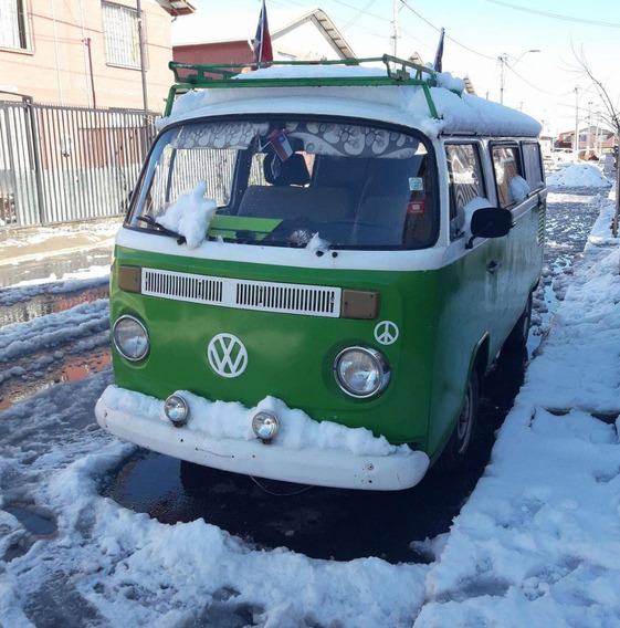 Volkswagen Kombi Station Wagon