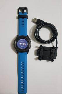 Reloj Garmin Fenix 3 Hr Zafiro