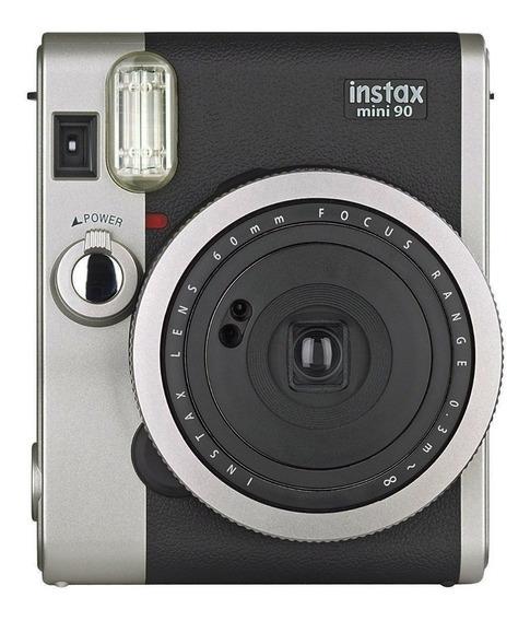 Fujifilm Instax Mini 90 Neo Classic Instant Film Leia Anunci