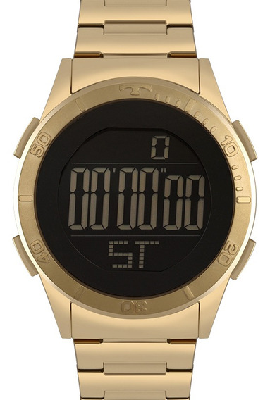 Relógio Technos Feminino Dourado Digital Bj3361ab/4p
