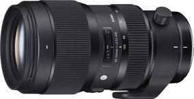 Lente Sigma 50-100mm F/1.8 Dc Hsm Série Art Autof Nikon Nfe