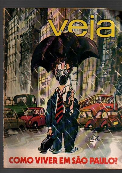 Revista Veja Como Viver Em São Paulo Nº 387 1976