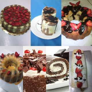 Más De Mil Recetas Repostería Y Pastelería Dulces,tortas Etc