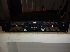 Amplificador De Potencia Novik 1500watts Rms