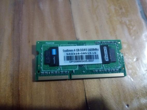 Memoria Ram, 4 Gb, Ddr3
