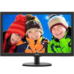 Monitor 21,5 Led Full Hd 223v5lhsb2 Widescreen - Philips