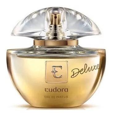 Deluxe Eau De Parfum 75 Ml Nova Embalagem