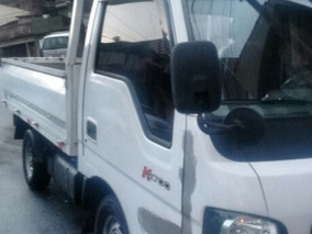 Bongo 2.7 Camionete Carroceria Aberta 2.7