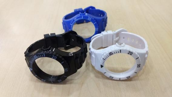 Pulseiras Para Relógio Champion Troca Pulseiras Led Normal