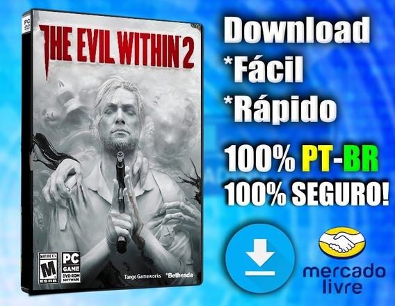 The Evil Within 2 - Pc - Completo Em Português