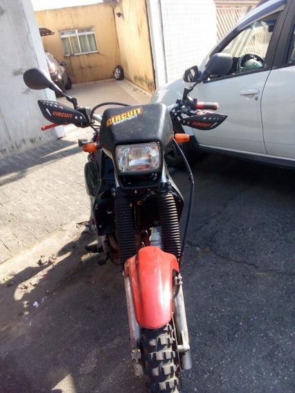 Honda Nxr 350 Sahara Falcon Rua E Trilha