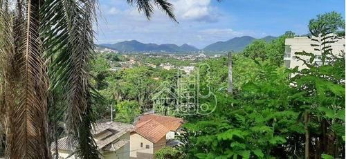 Terreno À Venda, 400 M² Por R$ 175.000,00 - Loteamento Maravista - Niterói/rj - Te0082