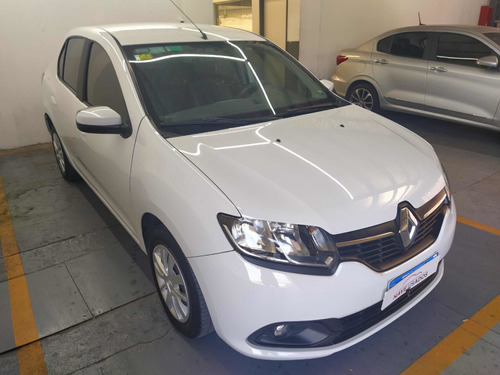 Renault Logan 1.6 Expression 85cv Nac 2017 Ab481 Anticipo Y