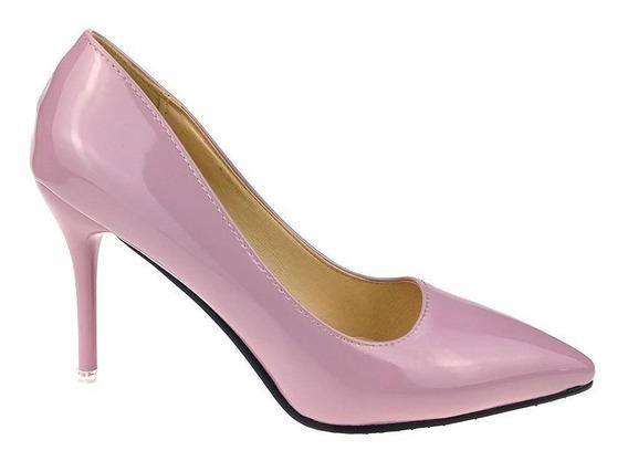 Sapato Feminino Aphixta 16885 Importado Frete Grátis
