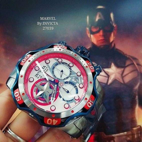 Relógios Supererois Invicta Edição Especial