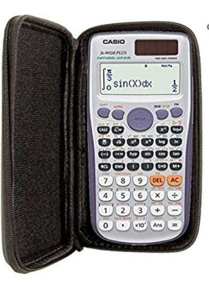 Calculadora Científica 417 Funções Casio Fx-991esplus