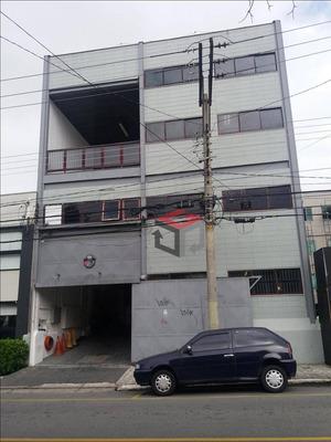 Galpão Comercial À Venda, Santa Paula, São Caetano Do Sul. - Ga1808