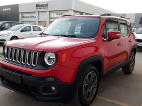 Jeep Renegade Longitude 1.8l 4x2 At6