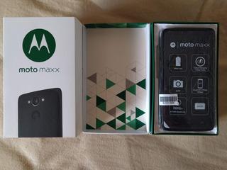 Smartphone Motorola Moto Maxx - Impecável