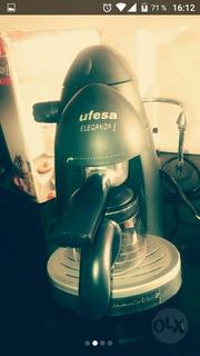 Cafetera Ufesa Nueva. A Tratar