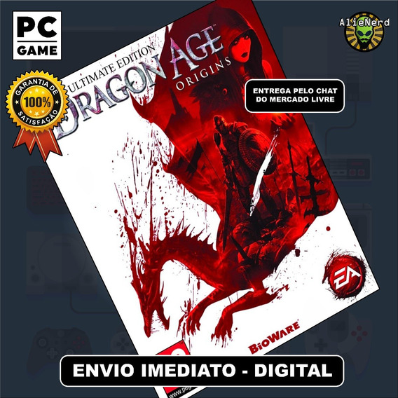 Dragon Age Origins Ultimate Edition - Original - Pc