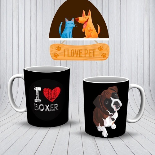 Imagem 1 de 10 de Canecas Personalizadas  Pets !!!!