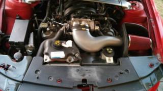 Alto Flujo Tubo Griscaja Cople Mustang V8 2005 09 Sin Filtro