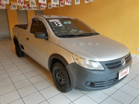 Volkswagen Saveiro 1.6 2012 Prata