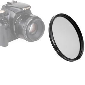 Filtro Polarizador Circular Cpl Para Lente 55mm