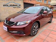 Honda Civic Exl Tp