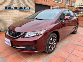 Honda Civic Exl Tp