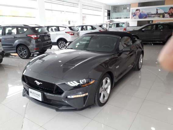 Ford Mustang Gt Convertible 2019 0klms
