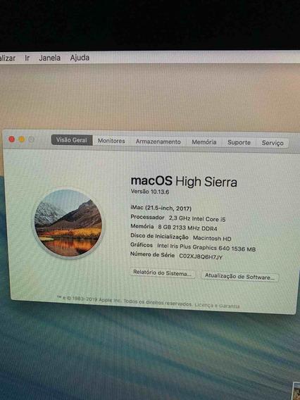 iMac 21.5-inch 2017