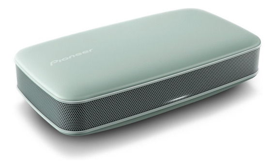 Altavoz Bluetooth Portátil Con Nfc Xw-lf1 Azul De Pioneer
